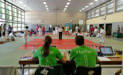 Judoka unterstützen Special Olympics