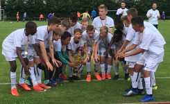 D-Junioren triumphieren im Kreispokal