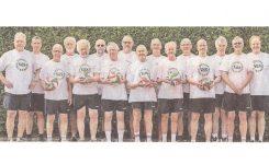 Fit wie ein Turnschuh: 40 Jahre VDS-Fitnessgruppe