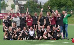 Aufstieg der Damenmannschaft in die Bezirksliga und Meisterschaft 2019
